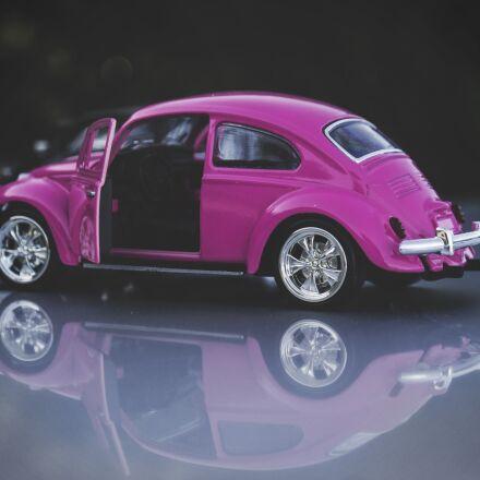 beetle, old, pink, Samsung NX2000