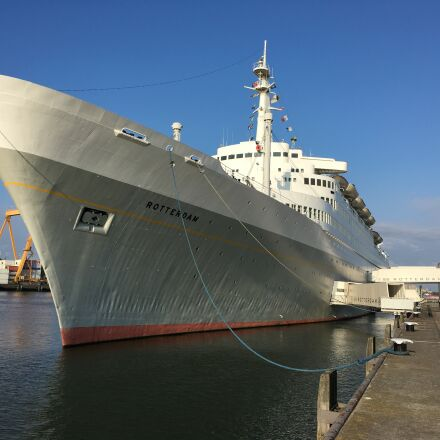ship, passenger ship, travel, Apple iPhone 6s