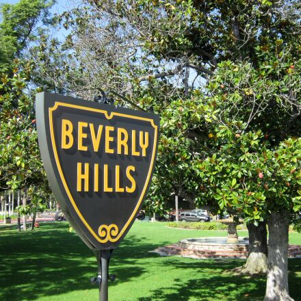 beverly, hills, california, Canon POWERSHOT A3300 IS