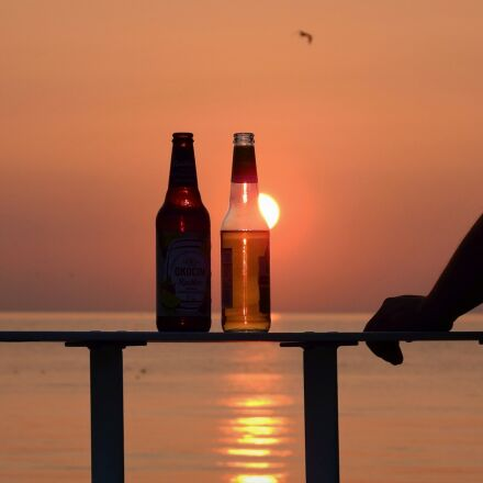 the bottle, a pair, Nikon COOLPIX P900