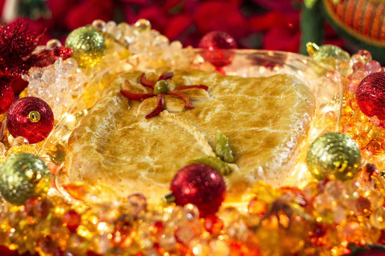 """Canon EOS 7D sample photo. """"Christmas, food, dinner"""" photography"""