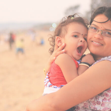 childhood, mom, with, child, Canon EOS REBEL T3I
