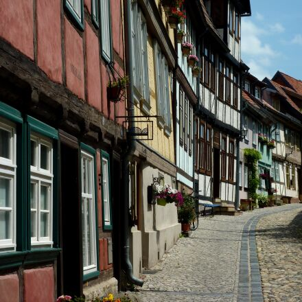 quedlinburg, resin, summer, Panasonic DMC-TZ6