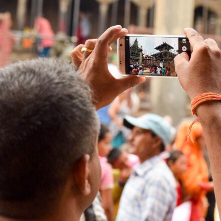 heritage, hindu, nepal, renovation, Nikon D3300