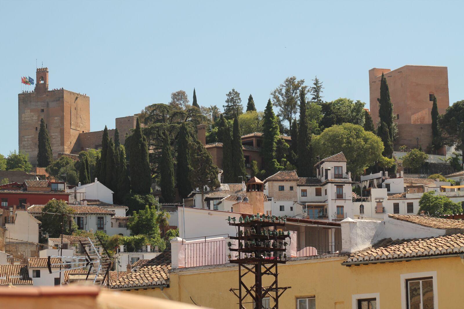 "Canon EOS 1100D (EOS Rebel T3 / EOS Kiss X50) sample photo. ""Granada, andalusia, an"" photography"