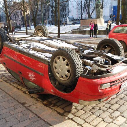 helsinki, finland, car, Samsung NX mini