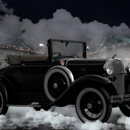 vehicle, automotive, oldtimer, Canon EOS 5D MARK III