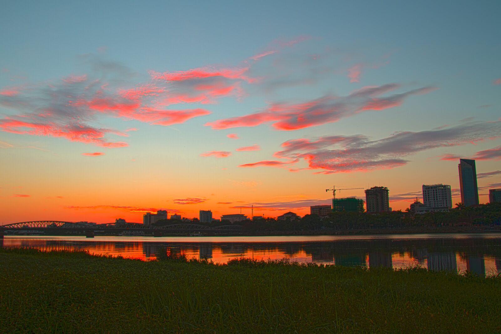 "Canon EOS 7D sample photo. ""Sunset, sunrise, city"" photography"