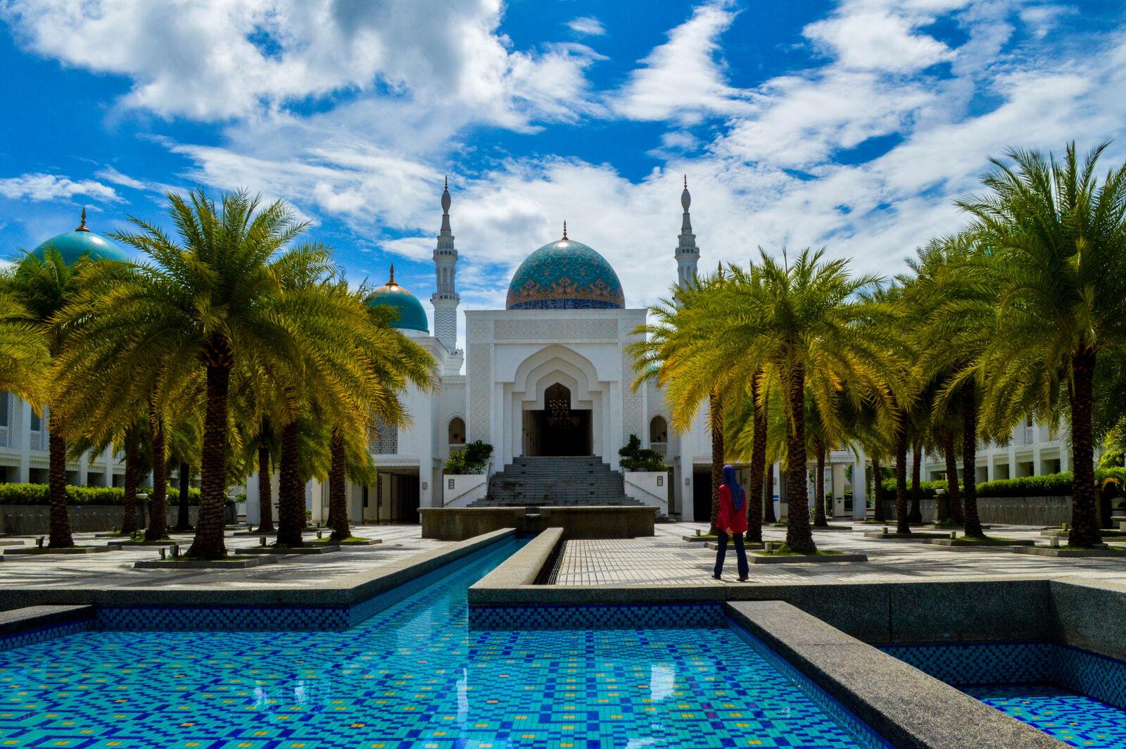 "Nikon D3200 sample photo. ""Kedah, malaysia, masjid, al"" photography"