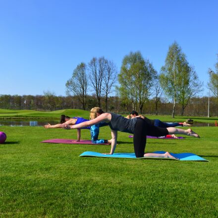 sport, pilates, Nikon D3200