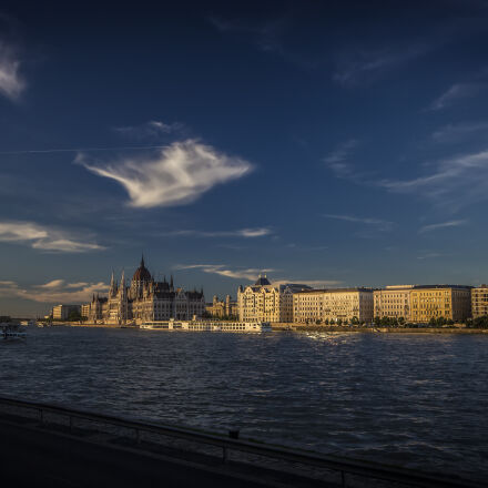 budapest, clouds, flowers, hungary, Canon EOS 700D