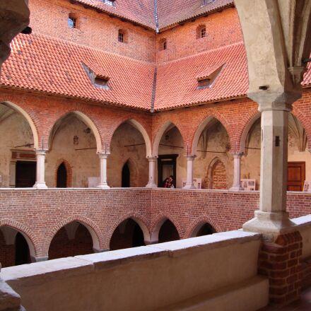 lidzbark warmia, poland, castle, Sony DSC-W210