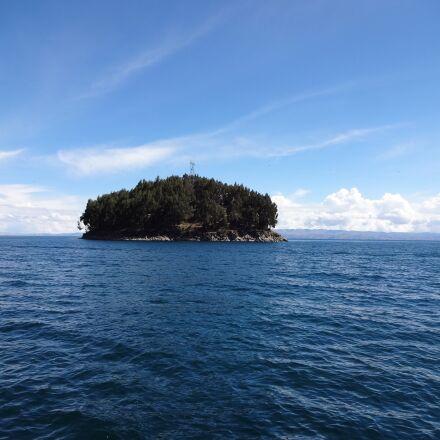 lake, lake titicaca, bolivia, Sony DSC-WX100