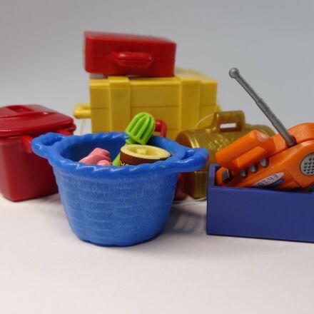 toys, playmobil, boxes, Sony DSC-WX300