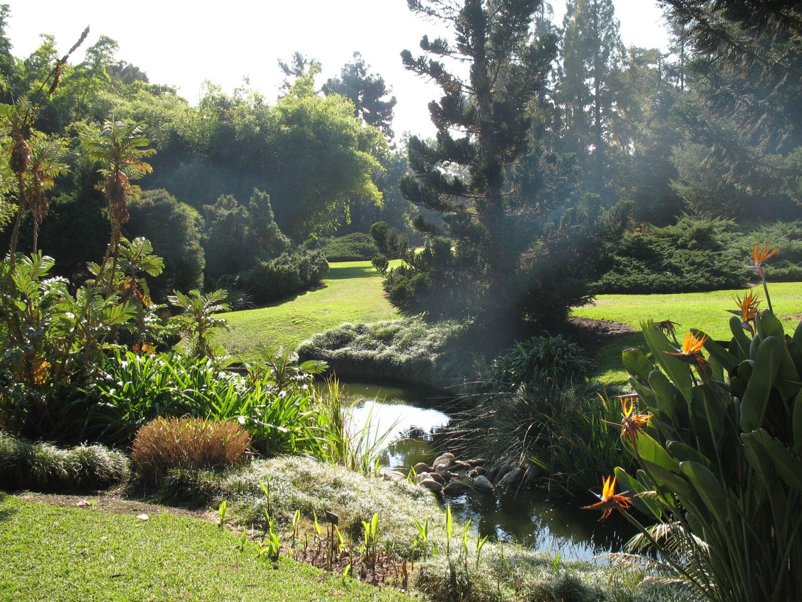 """Canon POWERSHOT A620 sample photo. """"Garden"""" photography"""