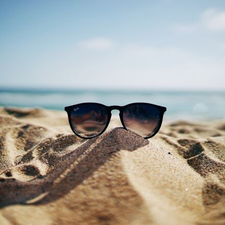 beach, blur, close-up, Sony ILCE-7M2