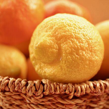lemons, citrus fruits, fruit, Canon EOS M