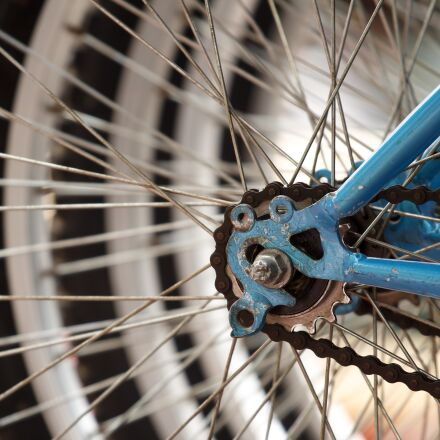 bicycle, bike, close-up, Canon EOS M