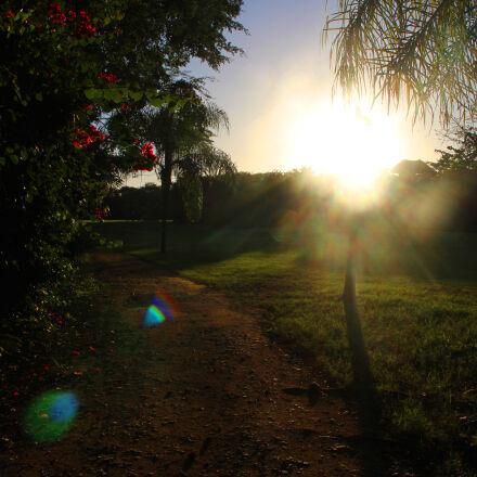 sunset, Canon EOS REBEL T5I