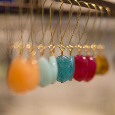 beads, bracelet, colorful, colors, Sony SLT-A58