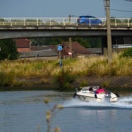 boat, bridge, marina, Panasonic DMC-GH4