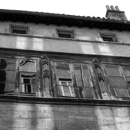 lyon, window, france, Canon EOS 450D