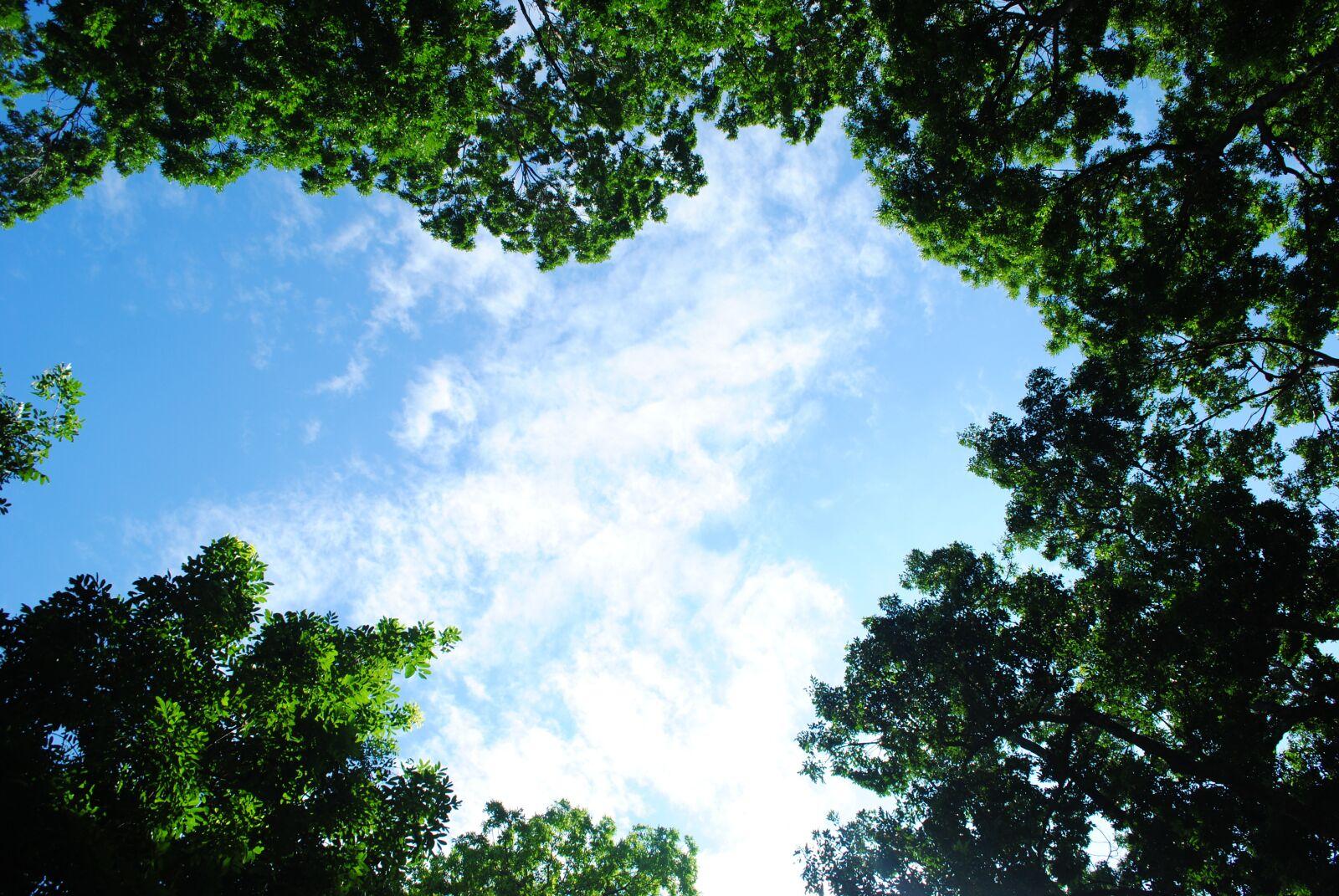 """Nikon D3000 sample photo. """"Sky, nature, clouds"""" photography"""