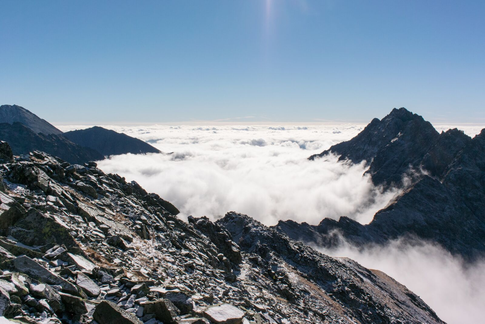 mountains, tatras, clouds photography