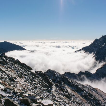 mountains, tatras, clouds, Nikon 1 V3