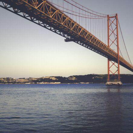 architecture, bridge, river, Sony NEX-6