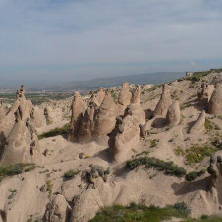 turkey, cappadocia, landscape, Panasonic DMC-LZ7