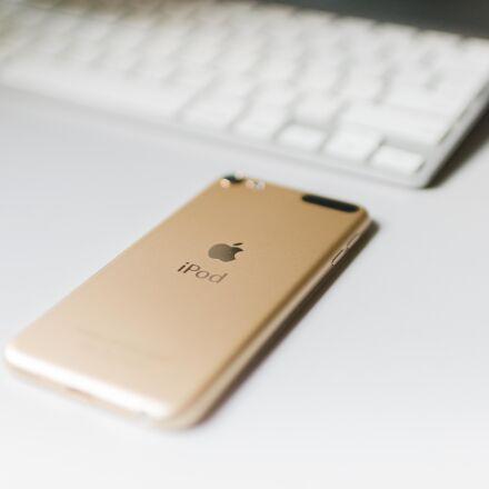 apple, ipod, music, player, Nikon D7000