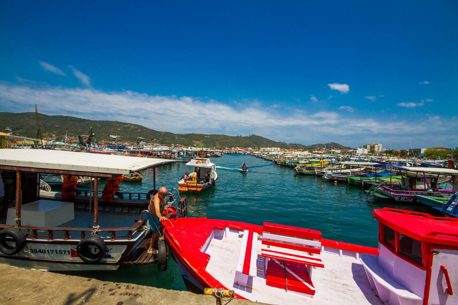 """Canon EOS 7D sample photo. """"Cabofrio, brasil, litoral"""" photography"""