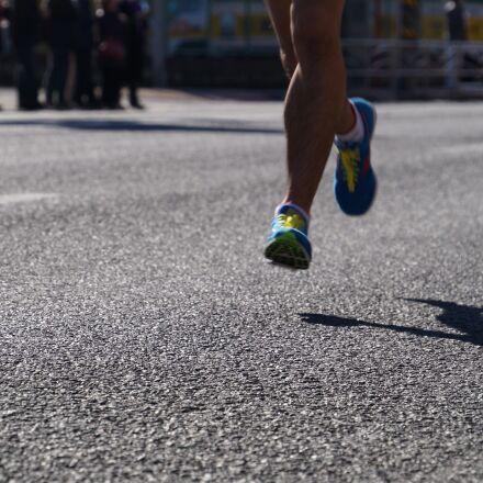 marathon, ekiden, running, Sony NEX-VG30