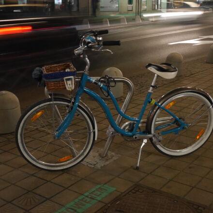 bike, gdynia, street, traffic, Panasonic DMC-GM1