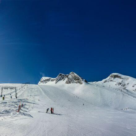 panorama, kitzsteinhorn, snow, Panasonic DMC-FT5