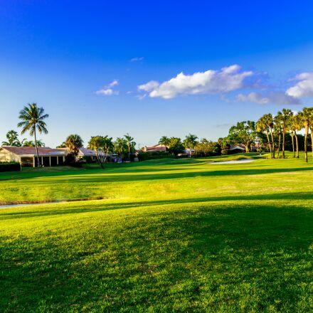 golf, fairway, course, Canon EOS 5D MARK III