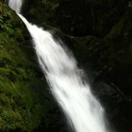 dogloch, falls, snowdonia, waterfall, Apple iPhone 3GS