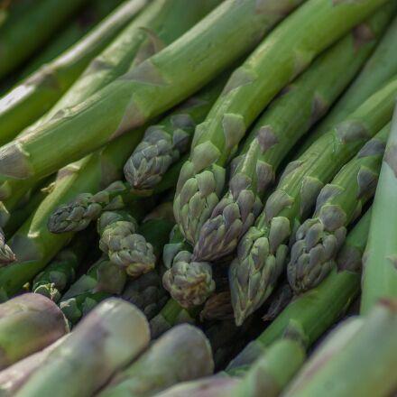 asparagus, vegetable, market, Pentax K10D