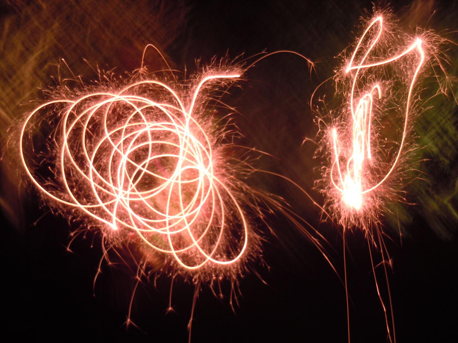 "Nikon Coolpix S8000 sample photo. ""Fireworks"" photography"