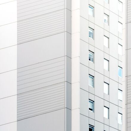 building, contemporary, facade, apartment, Canon EOS 6D
