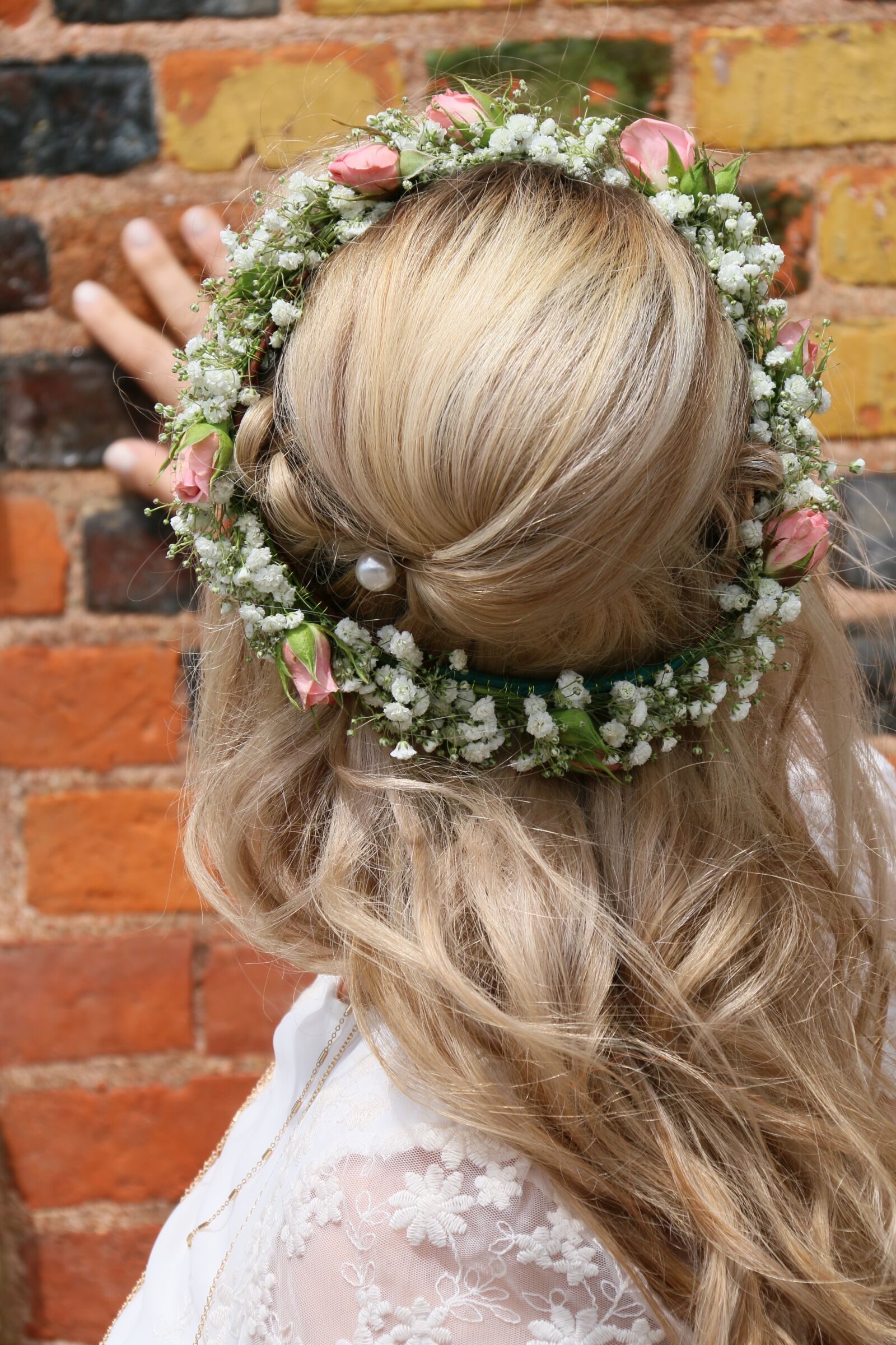 """Canon EOS 70D sample photo. """"Hairstyle, hair, ceremony"""" photography"""