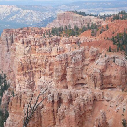bryce canyon, summer, canyon, Panasonic DMC-FX07