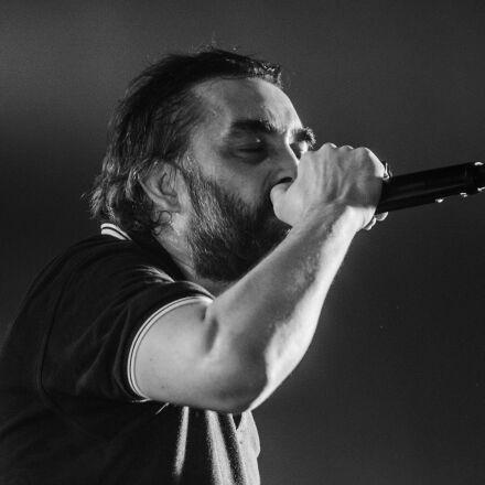 man, singing, wearing, black, Nikon D7000