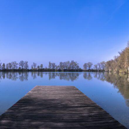 panorama, lake, water, Sony ILCE-6300