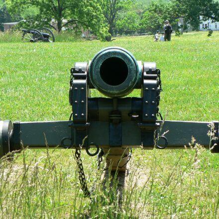 cannon, history, weapon, Panasonic DMC-FZ5