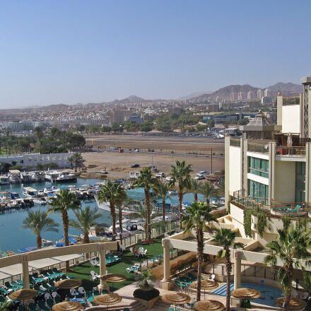eilat, israel, cove, Canon POWERSHOT A710 IS