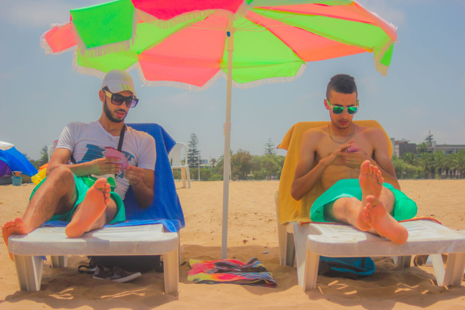 "Canon EOS 550D (EOS Rebel T2i / EOS Kiss X4) sample photo. ""Beach, vacation, leisure, summer"" photography"