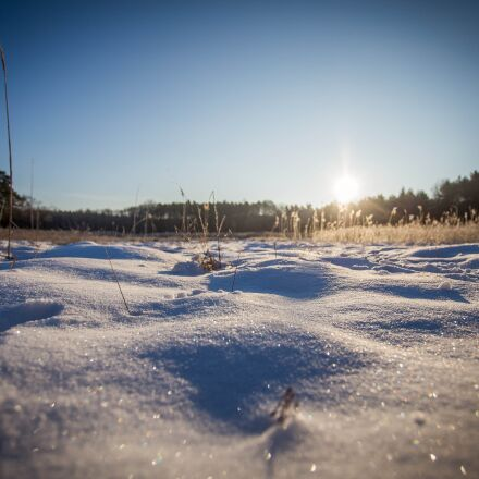 winter, sunrise, winter sunrise, Canon EOS 6D