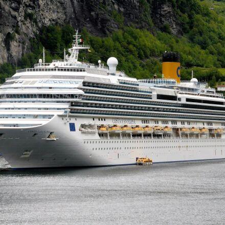 cruise boat, ship, boating, Panasonic DMC-TZ40